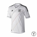 adidas Germany 2011/2013 Youth Home Jersey