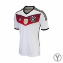 adidas Germany 2014/2015 4 Stars Youth Jersey