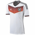 adidas Germany 2014 World Cup Authentic Home Jersey