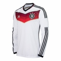adidas Germany 2014 World Cup L/S Home Jersey