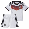 adidas Germany 2014 World Cup Toddler Uniform