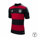 adidas Germany 2014 World Cup Youth Away Jersey