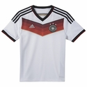 adidas Germany 2014 World Cup Youth Home Jersey