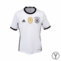 Youth adidas Germany 2016 Home Jersey