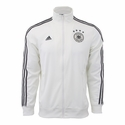 adidas Germany 3-Stripes Track Top - White