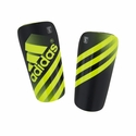 adidas Ghost Shinguards - Solar Yellow/Black