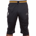 adidas Juventus 3/4 Training Pants - Dark Grey