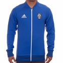 adidas Juventus Anthem Jacket - Vivid Blue