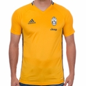 adidas Juventus Training Jersey - Collegiate Gold