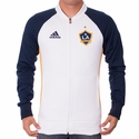 adidas LA Galaxy Anthem Jacket - White