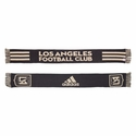 adidas Los Angeles FC Knit Scarf - Black