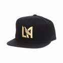 adidas Los Angeles FC Snapback - Black