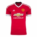 adidas Manchester United 2015/2016 Home Jersey