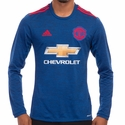 adidas Manchester United 2016/2017 LS Away Jersey