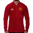 adidas Manchester United Anthem Jacket - Real Red