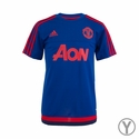 adidas Manchester United Youth Training Jersey