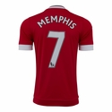 adidas Memphis Depay Manchester United 15/16 Home Jersey