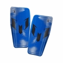 adidas Messi 10 Soccer Shinguards - Prime Blue