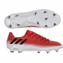 adidas Messi 16.1 FG Soccer Cleats - Red/Black