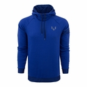 adidas Messi Hooded Sweatshirt - Bold Blue