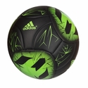 adidas Messi Soccer Ball - Black/Green