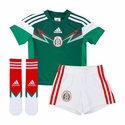 adidas Mexico 2014 Toddler Uniform