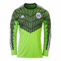 adidas Mexico 2015 Home Goalkeeper Jersey