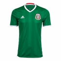 adidas Mexico 2016 Authentic Home Jersey