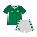 adidas Mexico 2016 Toddler Mini Kit
