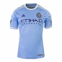 adidas New York City FC 2015 Authentic Home Jersey