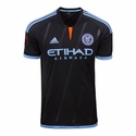 adidas New York City FC 2015 Away Jersey
