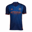 adidas New York City FC 2017/2018 Authentic Away Jersey