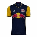 adidas New York Red Bulls 2016/2017 Authentic Away Jersey