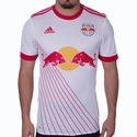 adidas New York Red Bulls 2017/2018 Authentic Home Jersey