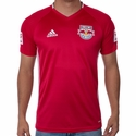 adidas New York Red Bulls SS Training Top - Red