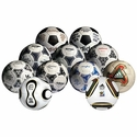 adidas Official FIFA World Cup Historical Match Ball Collection