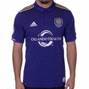 adidas Orlando City SC 2017/2018 Authentic Home Jersey