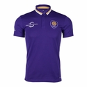 adidas Orlando City SC SS Polo - Purple