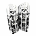 adidas Paris Ghost Graphic Shinguards - Black