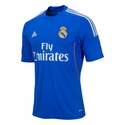 adidas Real Madrid 2013/2014 Away Jersey
