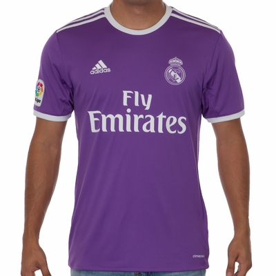 adidas Real Madrid 2016/2017 Away Jersey - Click to enlarge