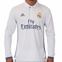 adidas Real Madrid 2016/2017 LS Home Jersey