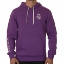 adidas Real Madrid Core Hoody - Ray Purple