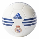 adidas Real Madrid Soccer Ball - White