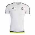 adidas Real Madrid Training Jersey - White