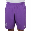 adidas Real Madrid Woven Training Shorts- Ray Purple