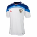 adidas Russia 2014 Away Jersey