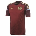 adidas Russia 2014 World Cup Home Jersey
