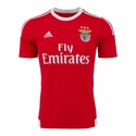 adidas S.L. Benfica 2015/2016 Home Jersey