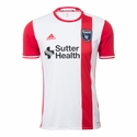 adidas San Jose Earthquakes 2016/2017 Away Jersey